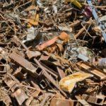 WEEE scrap metal