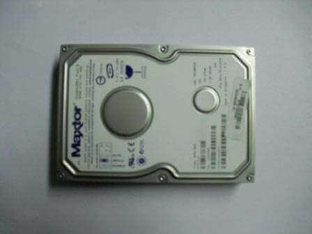 Computer hard drive part