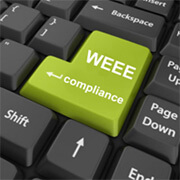 WEEE computer key