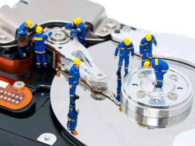 Data Destruction electronics