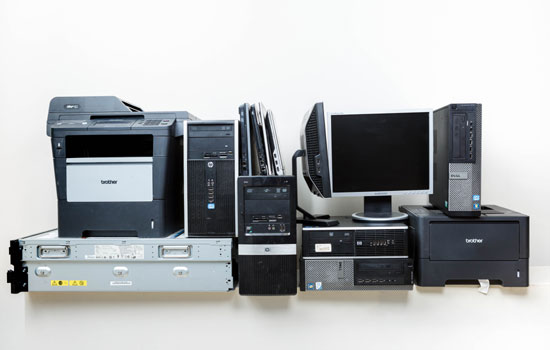 Office Equipment Recycling Services