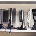 monitors for recycling