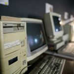 computers needing recylcing